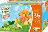 POM'POTES SSA 5 Fruits Verts/5 Fruits Exotiques 36x90g Format Familial - Product