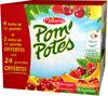 POM'POTES Pomme/Pomme Cerise/Pomme Banane/Pomme Fraiss - Product