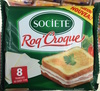Roq'Croque (8 Tranches) - (17,5 % MG) - Produit