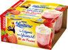 La Laitière yaourt liégeois à la fraise - Produit