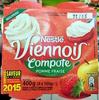 Le Viennois (Compote Pomme Fraise) - Product