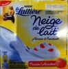 Neige de lait, Fraise (4 Pots) - Produit