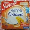 Sveltesse Ferme & Fondant saveur mangue-Passion - Product
