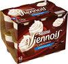 Nestlé Viennois liégeois chocolat - Produit