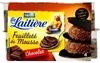 Feuilleté de Mousse Chocolat (4 Pots) - Produit