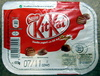 Vanilla yogurt with Kit Kat Pop Choc - Produit