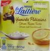 Yaourts Pâtissiers, Citron Façon Tarte (4 Pots) - Produit