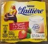 Le yaourt à la Fraise 4 x 125 g - Product