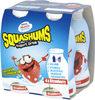 Munch Bunch Squashums Yogurt Drinks Strawberry - Product