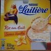 Nestlé la Laitière, Riz au lait Saveur Vanille - Produit