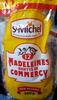 Madeleines recette de Commercy - Produit