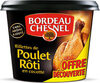 Rillettes de poulet roti bordeau chesnel 220g offre decouverte - Product