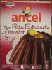 Mon flan entremets au chocolat - Product