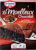 Le Moelleux Chocolat aux Éclats de Fèves de Cacao - Produit
