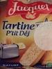 Tartine p'tit déj nature - Prodotto