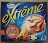 Extrême Original Fraise Vanille Sauce fruits rouges - Produit