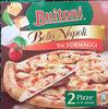 Belle Napoli : Pizza avec trois fromages - Produit