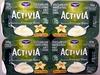 Activia Recette au fromage blanc (2,9 % MG) Saveur Vanille - Produit