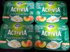 Activia Recette au Fromage Blanc (2,9 % MG) Pêche - Produit