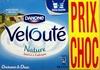 Velouté (Nature) 16 Pots - Produit