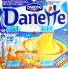 Danette (saveur vanille sur lit au caramel) - Produit