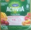 Activia fruits mixés - Product