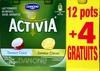 Activia (Saveur Citron, Saveur Coco) 12 pots + 4 Gratuits - Produit