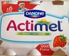 Actimel, Goût Fraise - Product