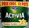 Activia (Saveur Vanille) - Product