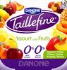 Taillefine Yaourt aux fruits 0% - Produit