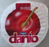 Danio - Spécialité laitière sur lit de cerises sucré - Produit