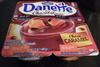 Danette (la Chocolaterie Choco Caramel) - Produit