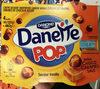 Danette Pop saveur Vanille Billes Choco Caramel Salé - Product