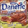 Danette (le Liégeois Saveur Pistache) 4 Pots - Produit