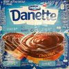 Danette chocolat caramel - Produit