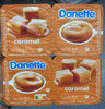 Danette Caramel - Produit