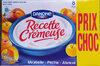 Recette crémeuse Mirabelle-Pêche-Abricot - Product