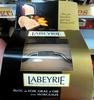 Bloc de foie gras d'oie avec morceaux - Produit