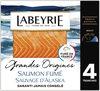 SAUMON SAUVAGE D'ALASKA FUME - Produit