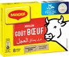 MAGGI Bouillon goût Bœuf Halal 8 tablettes - Product