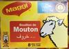 Bouillon de mouton - Produit