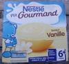 P'tit Gourmand saveur Vanille - Produit