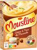 MOUSLINE Purée Crème Muscade 500g (4x125g) - Product