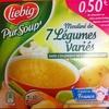 Pur Soup' - Mouliné de 7 légumes variés - Product