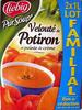 Velouté de Potiron et pointe de crème (lot de 2) - Producto
