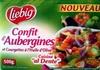 Confit d'aubergines - Produit