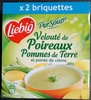 Velouté de Poireaux, Pommes de Terre & Pointe de Crème - Produit
