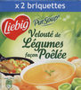 Pur Soup' Velouté de légumes poêlés - Product