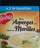 Duo d'Asperges aux Éclats de Morilles - Product