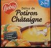 Délice de Potiron Châtaigne - Produit
